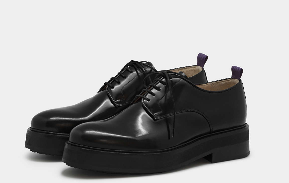 Kingston Leather Black
