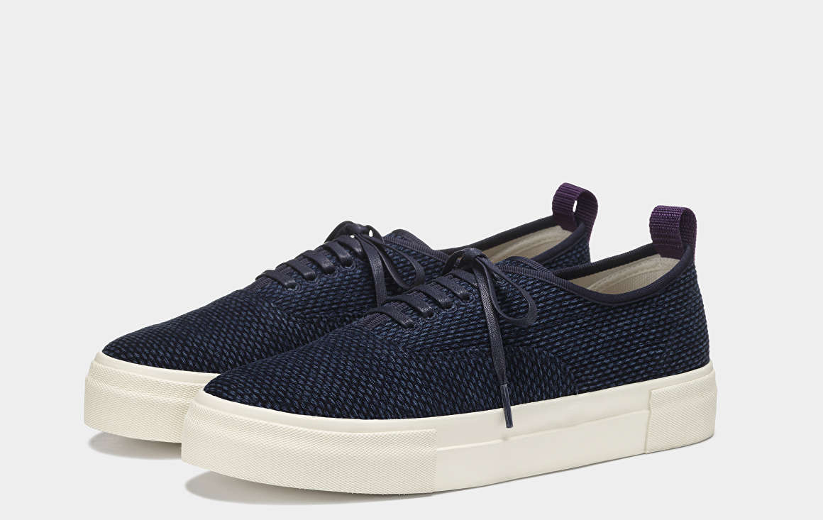 Mother Kendo Washed Navy