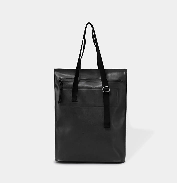 VOID Tote Cotton Black