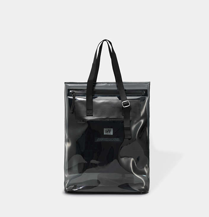 VOID Tote Clear Ink