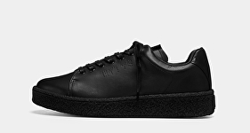 Ace Leather All Black