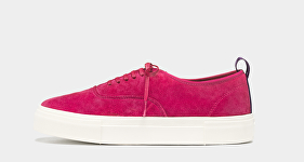 Mother Suede Magenta
