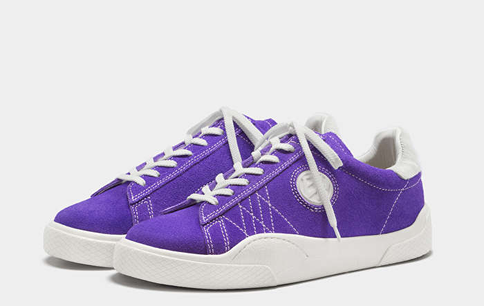 Wave Suede Neon Purple